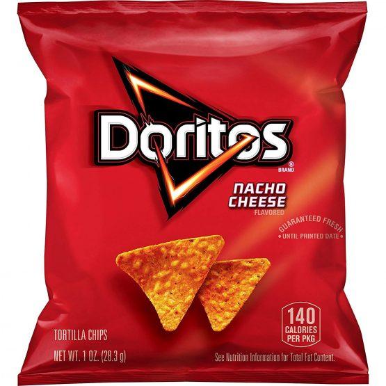 Doritos Nacho Cheese Chips